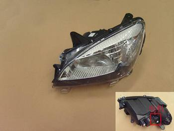 4121100-J08 4121200-J08 4121100-J08A  4121200-J08A  FRONT LEFT / RIGHT COMBINATION LAMP for GREAT WALL VOLEEX C30