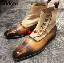 Sapatos masculinos sapatos de couro do plutônio deslizamento no negócio zapatos de vestido para hombre formal sapatos masculinos botas de alta qualidade zq0156
