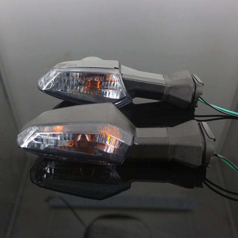 For KAWASAKI NINJA 650 NINJA650 ER6N ER 6F ER 6N 6F Z 800 1000 Motorcycle Front / Rear Turn Signal Indicator Light Blinker Lamp    -