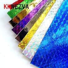 Kkwezva 8 шт рыболовная наклейка для приманки 10*20 см Голографическая