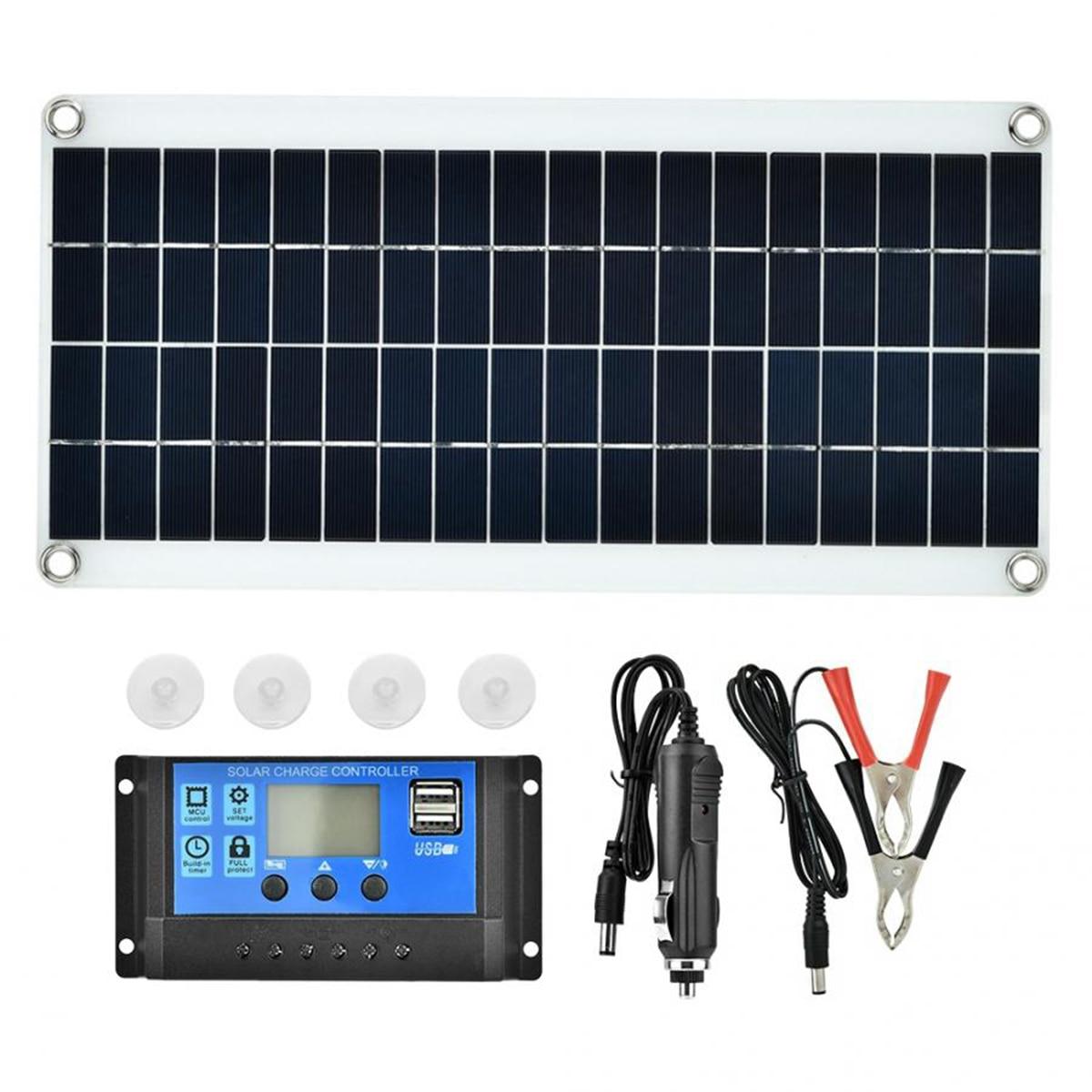 carga solar carregadores kit fonte alimentação para