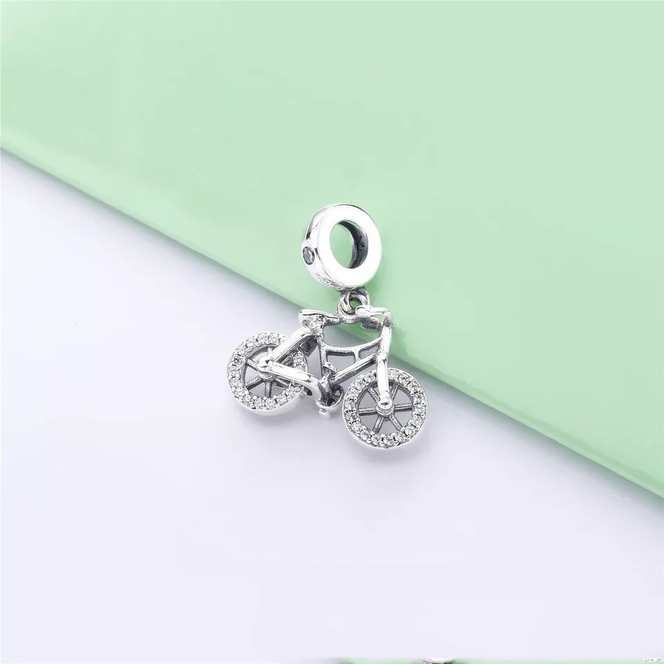 2019new original butterfly elephant pendant charm Bead fit Pandora charms silver 925 Bracelet necklace trinket DIY women jewelry in Beads from Jewelry Accessories