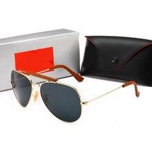 2019 New Style RB Brand 3422 Polarized Sunglasses Aviation