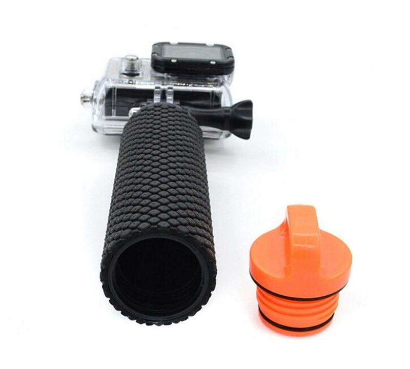 Float Hand Grip Monopod Tripod for Gopro Buoyancy Rod Pole Stick Monopod for Go Pro Hero 5 4 3 For Xiaomi 4K Action Sport Camera-4