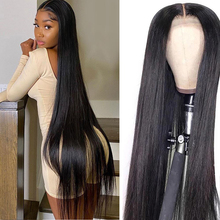 ZZY Bone Straight Lace Front Human Hair Wigs for Black Women Pre Plucked Cheap 13x4 Lace Frontal Wig Brazilian Hair 150% Density