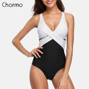 SCharmo Swimsuit One-...
