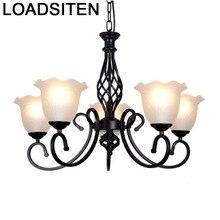 Bambini Gantung Pendant Light Nordic Lampen Industrieel Luminaire Suspendu Lampara Colgante Deco Maison Hanging Lamp