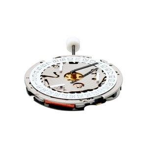 Image 4 - 1 個 ISA 8171/202 交換 8161 クォーツムーブメント日付で 4 腕時計ハンドワインディングムーブメント時間ディスプレイ修復ツール部品