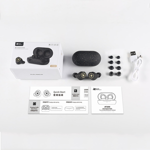 Image 5 - Newest AUGLAMOUR AT200 TWS True Wireless Earbuds Bluetooth 5.0 Touch Control Earphone IPX5 Waterproof Noise Reduction Headset