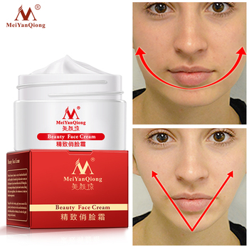 Skin Care Slimming Face Cream lifting 3D Cream Facial Lifting Firm Skin Care firming powerful V-Line Face Care Moisturizing gold lifting cream