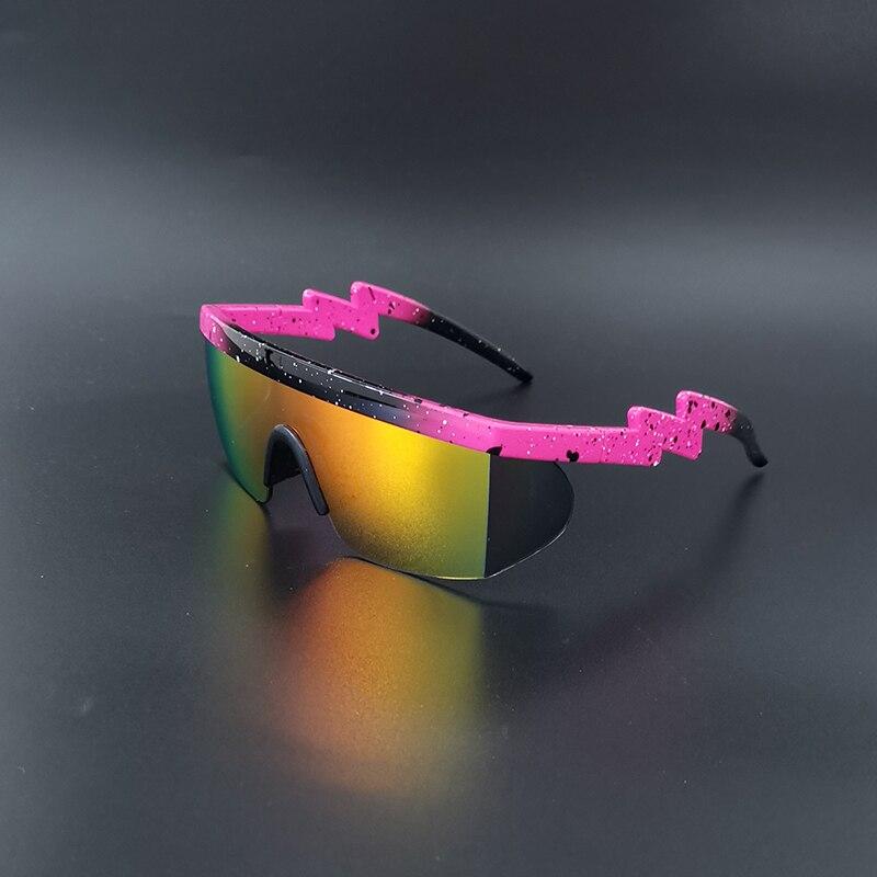 OWIME Occhiali da Sole Sportivi per Bici da Strada UV400 Uomini e Donne Occhiali da Equitazione 2020 Occhiali da Pesca da Corsa allaperto Occhiali da Bicicletta oculos fietsbril