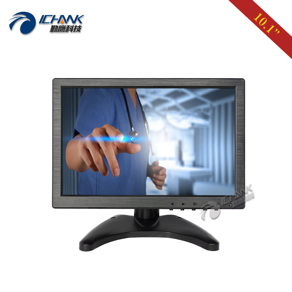 ZB101JC V59D/10.1inch 1280x800 720p Built in Speaker HDMI POS Machine Driver Free Ten Point Capacitive Touch LCD Screen Monitor