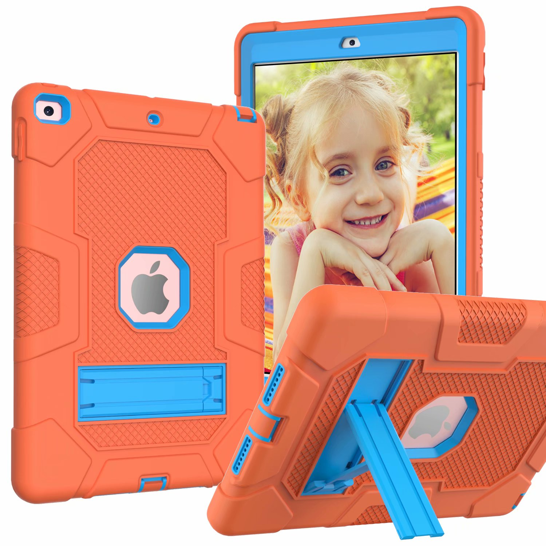 Shockproof Case for iPad 8th 7th Generation 10 2 Hybrid Armor Heavy Duty Hard PC Rugged