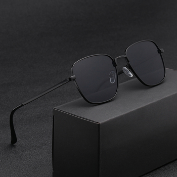 Unisex Classic Anti-Reflective Sunglasses Men and Women's Driving Sunglasses af7ef0993b8f1511543b19: Black Blue Brown Dark Green Gray Green Pink Purple Red Silver Yellow