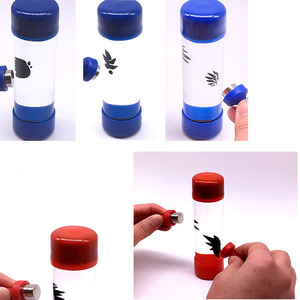 Image 2 - Playable For All Ages Ferrofluid Magnetic Fluid Liquid  Funny Ferrofluid Toy Stress Relief Toys Science Decompression Toys