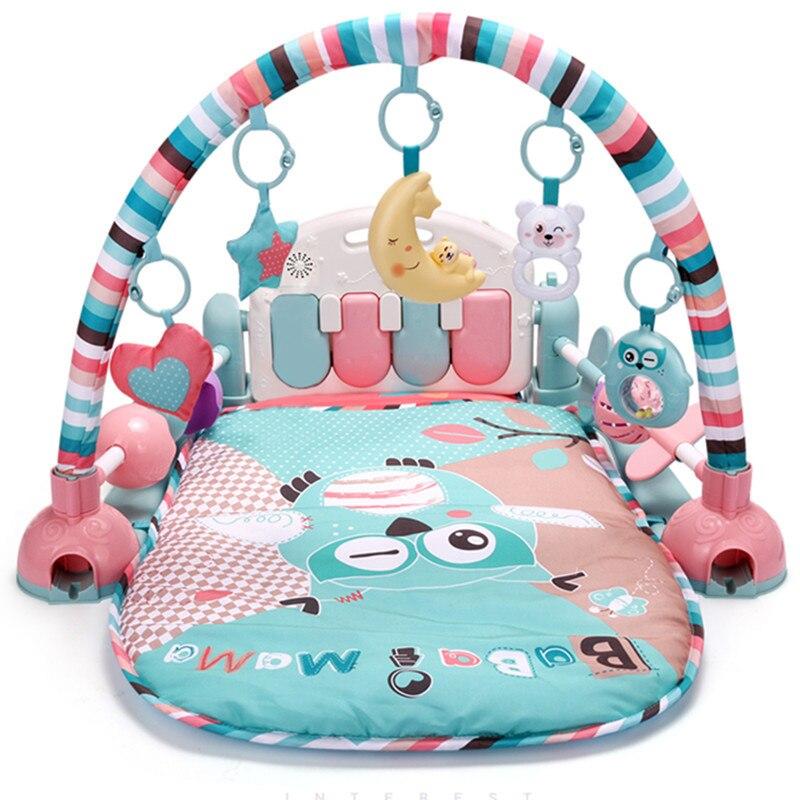Infant Gift Set Newborns Supplies Set Baby BABY'S FIRST Month Gift Newborn Men And Women Baby Toy Gift