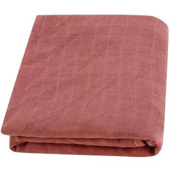 Mantas de bebé de bambú, sacos de dormir para envolver pañales suaves de algodón para recién nacidos, toallas de baño infantiles de 120x120cm, accesorios para cochecito de exterior