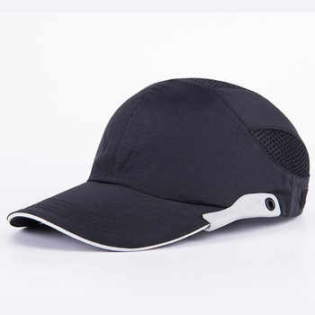 Bump Cap Head Protection Work Safety Hat Breathable Security Anti-impact Lightweight Helmets Cap Driver Sunscreen Protective - DISCOUNT ITEM  43% OFF All Category