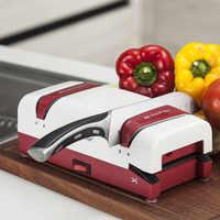 Nuevo molinillo de cuchillo eléctrico creativo rápido inteligente de alta precisión 220V para el hogar Multi funcional molinillo de cuchillo eléctrico
