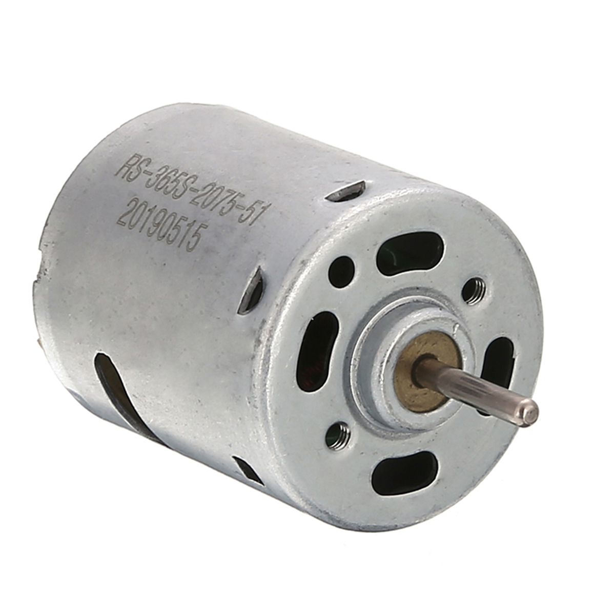 New 6-12V 5000RPM Mini DC Motor High Speed Micro DC 365 Motor For DIY Small Electric Drill Motor