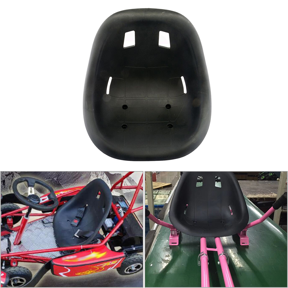 Perfeclan Car Motorcycle Accessories Saddle Replacement Drift Balancing Vehicle Go Kart Seat