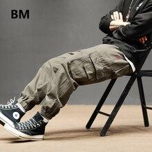 Casual Pants Clothing Tactical-Trousers Joggers Men Harajuku Japanese Streetwear Fashion