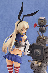 Image 3 - Anime Shimakaze Kantai Collection KanKore 1/8 Scale PVC Action Figure CHN Ver. Japanese Anime