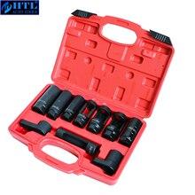 10pcs Set di prese per sensore e unità di invio Set di utensili manuali per presa per sensore di ossigeno