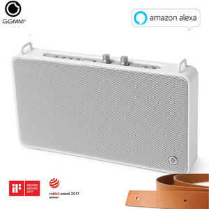 Image 1 - GGMM Outdoor/Indoor Bluetooth Speaker Portable Wireless HiFi Stereo Speaker 20W Powerful Loudspeaker 4 Driver Sound Box With Mic