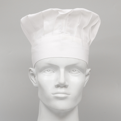 Chef Hat For Men Women Kitchen Hotel Supplies Working Mushroom Cap Adjustable Chefs Uniform Kitchen Hotel Restaurant Work Hat