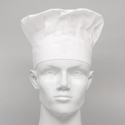 Chef Hat For Men Women Kitchen Hotel Supplies Working Mushroom Cap Adjustable Chefs Uniform Kitchen Hotel Restaurant Work Hat