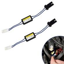 1 шт. T10 кабель Canbus 12 в светодиодный Предупреждение ющий декодер компенсатора 501 T 10 W5W 192 168 Автомобильные фары без ошибок Canbus OCB нагрузочный резистор