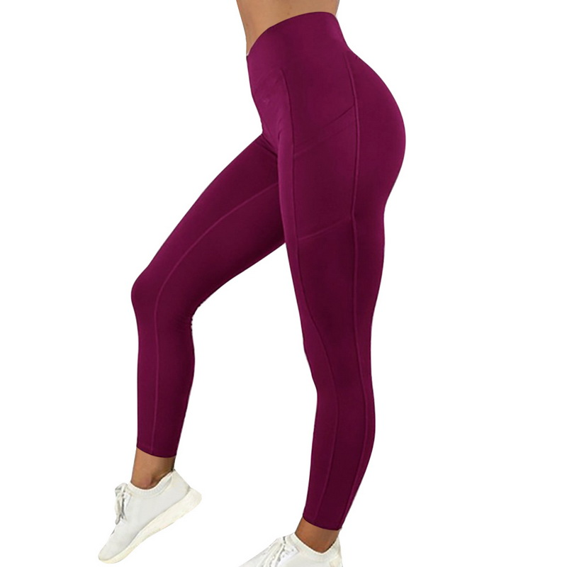 CALOFE 2019 Women Compression CasualLong Pants Black Trousers Joggers Trousers Joggers Slim Fit Fitness Running Pant