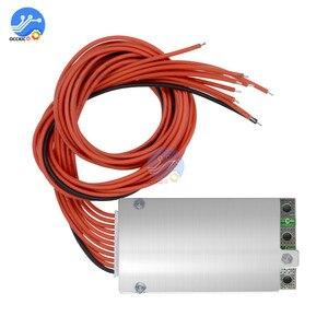 Image 4 - Placa de proteção de energia da bateria de lítio li ion 10s 36v 15a bms pcb pcm para ebike bicicleta elétrica evitar sobrecarregar