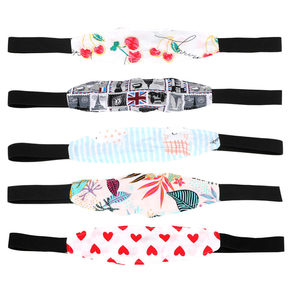 1pc Kids Sleep Head Support Holder Baby Pram Safety Seat Holder Belt Child Car Safety Seat Head Fixing Auxiliary Cotton Belt