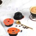 60 мл/180 мл многоразовый Кофе капсулы для BO-SCH машина Tassim многоразового Кофе капсула Pod с Выдвижная крышка Кофе капсулы удержания