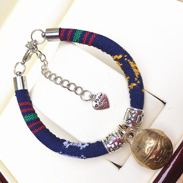 Медный колокольчик ручной работы для домашних животных ожерелье