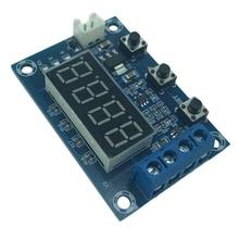 Measurement-Module for Actual-Capacity of Lithium-Battery XH-M354 LED Digital