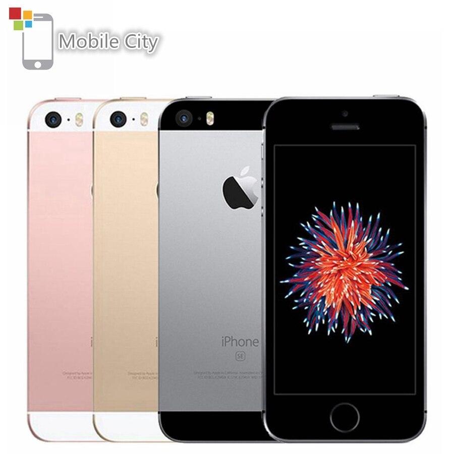 Apple iPhone Dual-Core IOS 4G LTE móvil teléfono 12MP 4