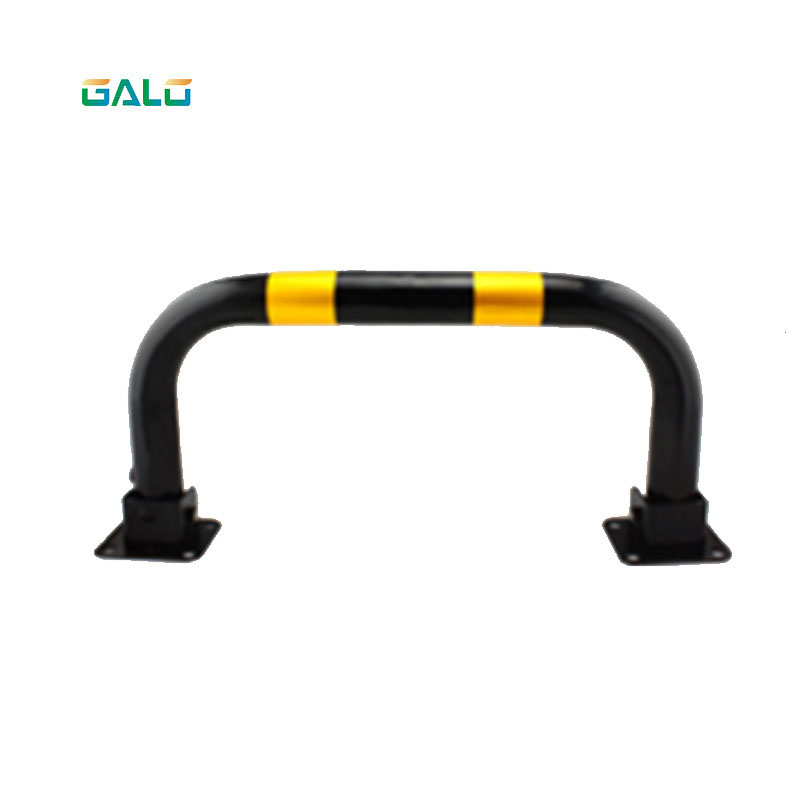 Half Ring Shape Of The Block Machine Parking Barrier Lock