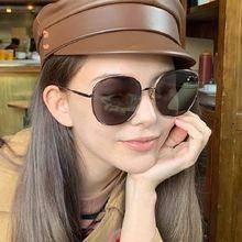 2020 круглые солнцезащитные очки в стиле ретро Для женщин Брендовая