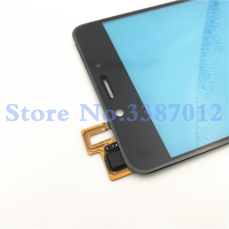 Image 3 - 5.5 Replacement High Quality For ZTE Nubia N2 NX575J Touch Screen Digitizer Sensor Outer Glass Lens Panel on