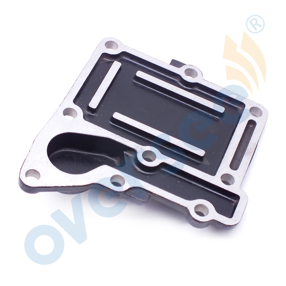 6E3-41113-01-1S Exhaust Outter Cover For Yamaha Seapro 5HP 2T Outboard Parts Cylinder Cover 6E3-41113 6E3-41113-01-9M
