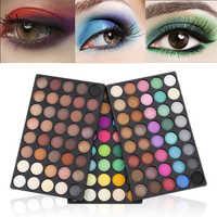 120 Colors Eyeshadow Pallete Matte Glitter Eyeshadow Palette Professional Eye Makeup Palette of Shadows Make Up TSLM2