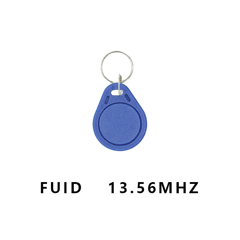 5pcs/lot 13.56Mhz FUID Card  RFID FUID Tag One-time UID Changeable Block 0 Writable Proximity Keyfobs Token Key Copy Clone