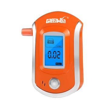 GREENWON AT6000 Digital Breath Alcohol Tester Breathalyzer