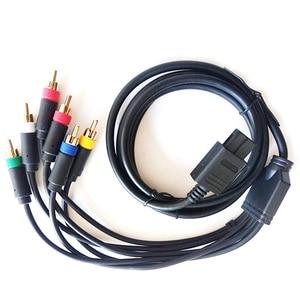Image 1 - 多機能rgb/rgbsケーブルsfc N64 ngc複合ケーブルコードsfc N64 ngcゲームコンソールアクセサリー