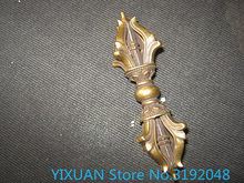 Nueva colección de cerdas de diamantes de latón, ciudad de diamantes budistas nepaleses en Jiangmo parágrafo ahuyentar a los malos es