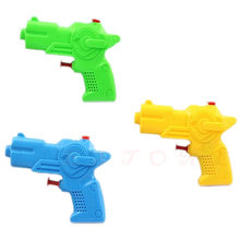 Bayi Kecil Lucu Tekanan Pistol Air Pantai Anak-anak Mainan Air 125 Mm Mini 95AE(China)