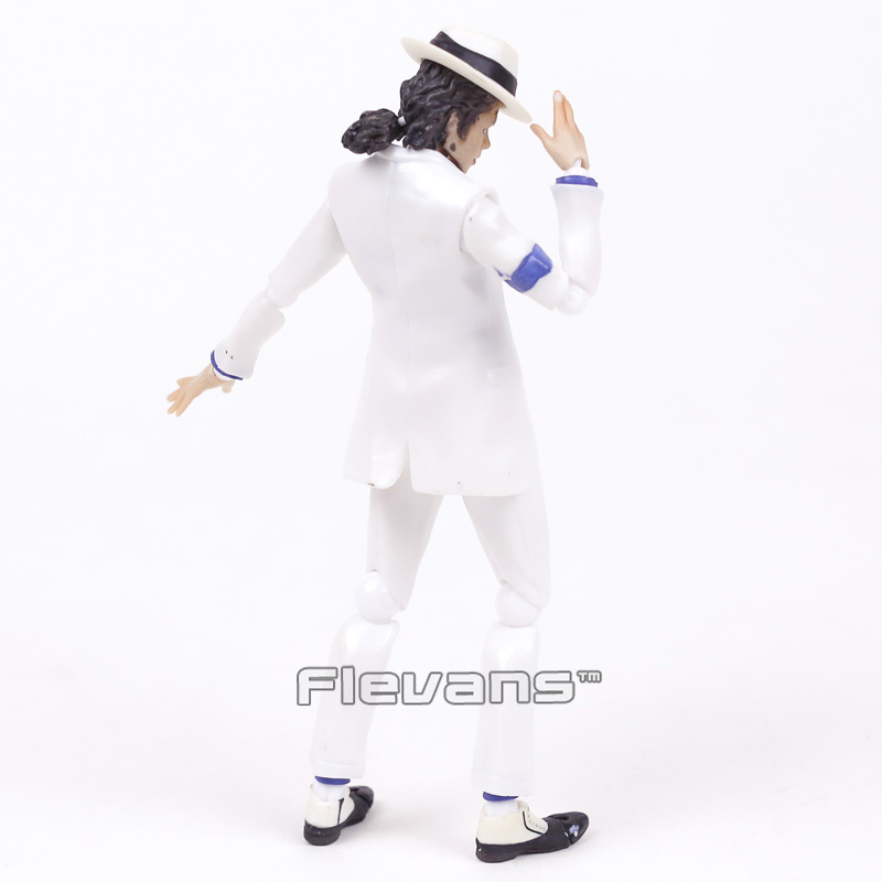 Singer Jackson Figure Smooth Criminal Anti-gravity Lean Michael Action Figure Figurine Doll Toy